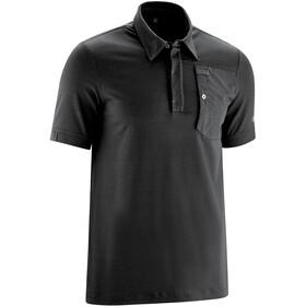 Gonso Houten Fietsshirt korte mouwen Heren zwart